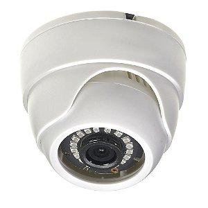 Câmera de Segurança 4 em 1 AHD/HDCVI/HDTVI/CVBS Dome Infravermelho
