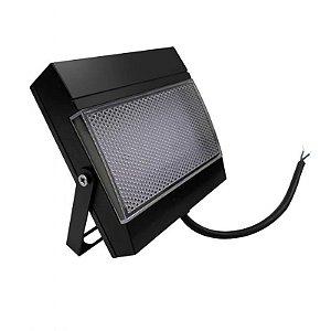 Refletor Holofote Micro LED SMD Slim 7,5W Branco Frio