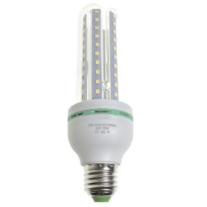 Lâmpada LED Milho 3U E27 12W Branco Frio | Inmetro