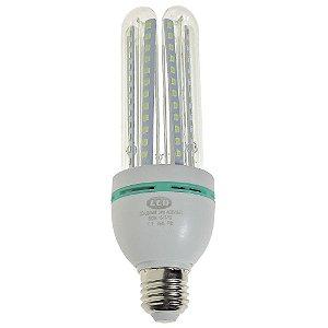Lâmpada LED Milho 4U E27 24W Branco Frio | Inmetro