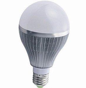 Lampada LED Bulbo 7w Corpo alumínio