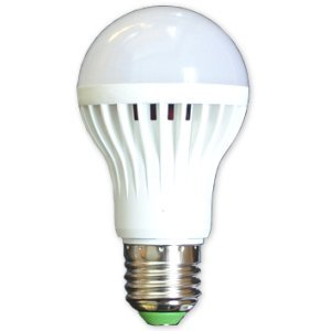 Lampada LED Bulbo 5w Corpo Plástico