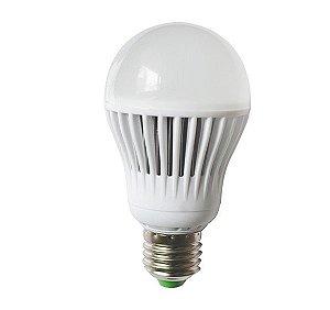 Lampada LED Bulbo 7w Corpo Plástico