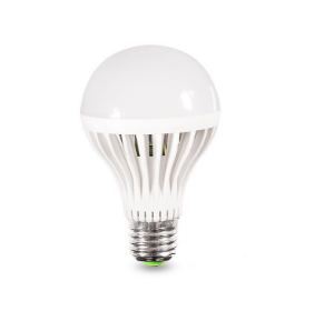 Lampada LED Bulbo 9w Corpo Plástico