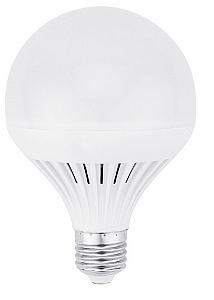 Lampada LED Bulbo 12w Corpo Plástico