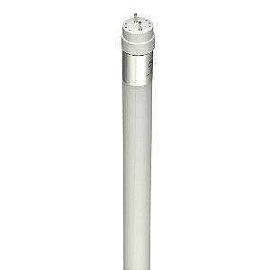 Lampada LED Tubular T8 9w - 60cm - Branco Frio | Inmetro