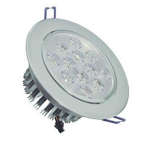 Spot Dicróica 12w LED Direcionável Corpo Aluminio