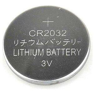 Bateria Lítio   CR2032