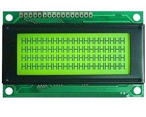 Display LCD 20x4 Verde