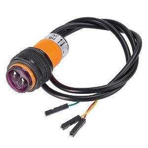 Sensor Infravermelho Industrial 5V
