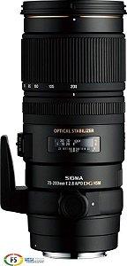 Lente Sigma APO 70-200mm F2.8 EX DG OS HSM Para Nikon