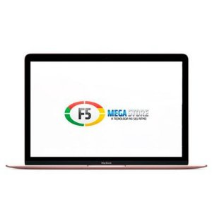 MacBook MMGL2LL/A Tela Retina 12 Led Intel Core M3 8GB SSD 256GB Ouro Rosa