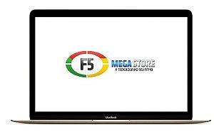 MacBook MNYK2 Tela Retina 12 LED Intel Core M3 8GB SSD 256GB Dourado 2017