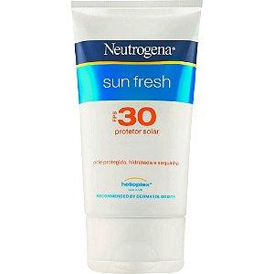 Protetor Solar Sun Fresh Neutrogena Fator 30 120ml