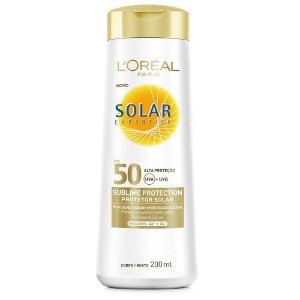 Protetor Solar Expertise Sublime Protection FPS 50 200ml