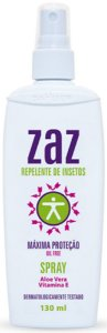 Repelente Spray ZAZ 130 ml