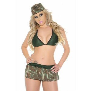 Fantasia Erótica Recruta Exército (Militar)