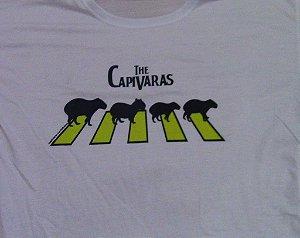 Camiseta THE CAPIVARAS