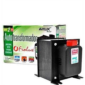 Autotransformador 220V/127V 5000 VA Biv.Artlux