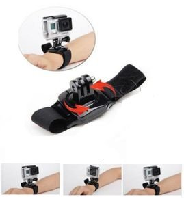 Suporte 360 Gopro para pulso