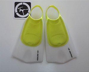 Nadadeira Mormaii Wave Limão