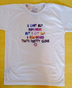 Camiseta Happiness @