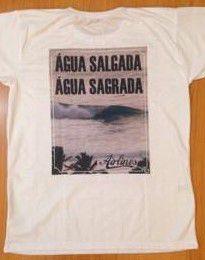 Camiseta Água Salgada
