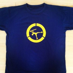 Camiseta BB Airlines  Gold