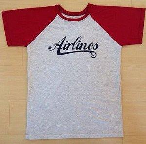 Camiseta Vintage Red
