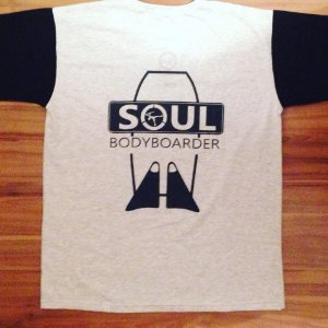 Camiseta Soul Bodyboarder