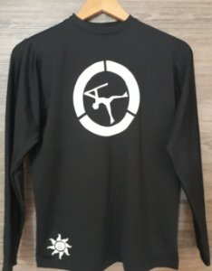 Rash Guard Bodyboard Airlines - Camisa para surfar