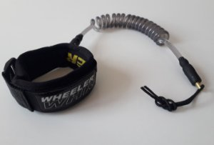 Leash Wheeler Big Wave 8mm