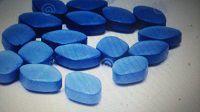Remedio azulzinho 50mg com 16 comprimidos