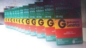 Sildenafila 50mg com 4 comprimidos