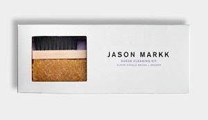 Jason Markk - Kit para limpeza de suede/camurça