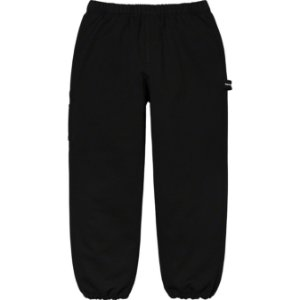 "ENCOMENDA - SUPREME - Calça Utility Pocket Sweatpant ""Preto"" -NOVO-"
