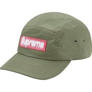 "ENCOMENDA - SUPREME - Boné Reversed Label ""Verde"" -NOVO-"