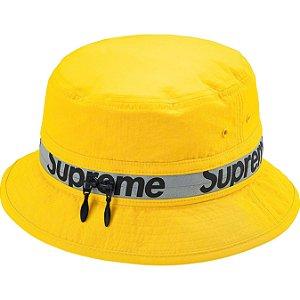 "ENCOMENDA - SUPREME - Chapéu Reflective Zip Crusher ""Amarelo"" -NOVO-"