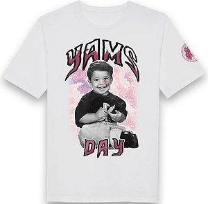 "!YAMS DAY - Camiseta Yamborghini Baby Yams ""Branco"" -NOVO-"