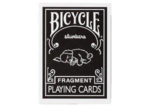 !BICYCLE x FRAGMENT - Baralho slumbers -NOVO-