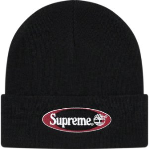 "ENCOMENDA - SUPREME x TIMBERLAND - Touca Logo ""Preto"" -NOVO-"