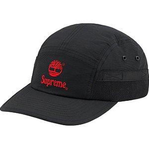 """ENCOMENDA - SUPREME x TIMBERLAND - Boné Logo """"Preto"""" -NOVO-"""