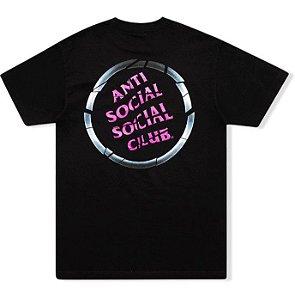 "ANTI SOCIAL SOCIAL CLUB - Camiseta Brake Check ""Preto"" -NOVO-"