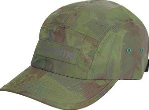 """!SUPREME - Boné Dyed Camp Refletivo """"Verde"""" -NOVO-"""