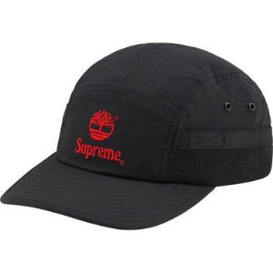 "SUPREME x TIMBERLAND - Boné Logo ""Preto"" -NOVO-"