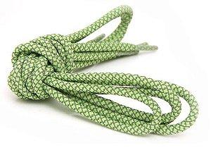 Cadarço Rope Refletivo  -Verde - 125 cm