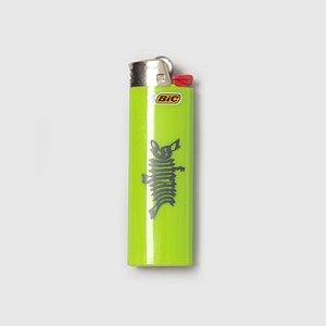 """BIC - Isqueiro Grande Sufgang Logo """"Verde"""" -NOVO-"""