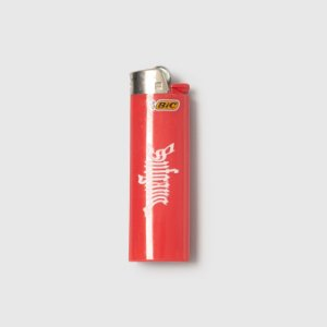 """BIC - Isqueiro Grande Sufgang Logo """"Vermelho"""" -NOVO-"""