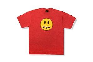 """DREW HOUSE - Camiseta Mascot """"Vermelho"""" -NOVO-"""