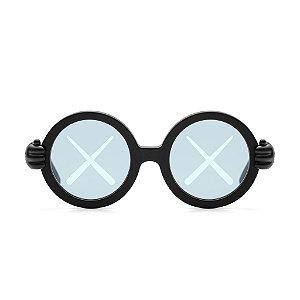 """KAWS x SD - Óculos """"Preto"""" (Infantil) -NOVO-"""
